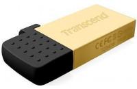 USB Flash накопители Transcend JetFlash OTG 380 32GB Gold (TS32GJF380G)
