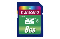Transcend 8GB SDHC (Class 4)