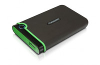 Жесткие диски, SSD 2 TB  Transcend StoreJet 25M3 TS2TSJ25M3 USB 3.0 Anti-Shock