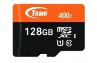 Карты памяти и кардридеры Team 128GB microSDXC Class 10 UHS| (TUSDX128GUHS03)