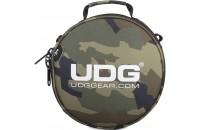 Аксессуары для наушников UDG Ultimate DIGI Headphone Bag Black Camo Orange inside (U9950BC/OR)
