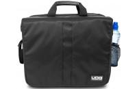 Аксессуары для музыкального оборудования UDG Ultimate CourierBag DeLuxe Black/Orange inside (U9470BL/OR)