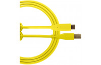 UDG Ultimate Audio Cable USB 2.0 C-B Yellow Straight 1.5m