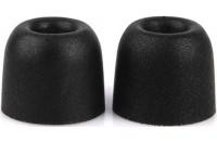 Аксессуары для наушников AV-audio Foam tips T400 (L) BK (1 пара)