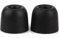 Наушники AV-audio Foam tips T200 (L) BK (1 пара)