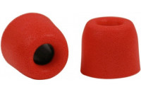 Наушники AV-audio Foam tips T200 (L) RD (1 пара)