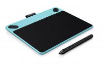 Графические планшеты Wacom CTH-490CB-N Intuos Comic Blue PT S