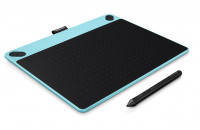Графические планшеты Wacom Intuos Art PT M Blue (CTH-690AB-N)