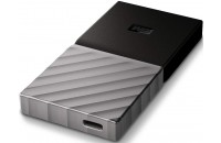 Жесткие диски, SSD WD My Passport 1TB External Black (WDBK3E0010PSL-WESN)