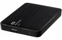 Жесткие диски, SSD 2 TB WDBMWV0020BBK-EESN My Passport Ultra Black