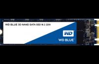 Жесткие диски, SSD WD SSD 250GB Blue M.2 TLC (WDS250G2B0B)