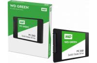 Жесткие диски, SSD WD Green 2.5