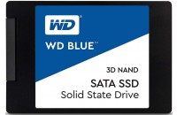 Жесткие диски, SSD WD SSD 500GB Blue 2.5