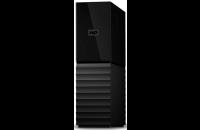 Жесткие диски, SSD WD My Book 12TB External Hard Drive Black (WDBBGB0120HBK-EESN)
