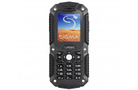 Мобильные телефоны Sigma mobile X-treme IT67 Black