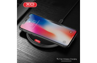 Кабели и зарядные уст-ва XO WX001 Quick Wireless Charger Black