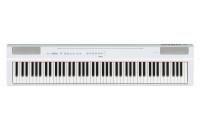Цифровые пианино Yamaha P-125 White