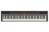 Цифровые пианино Yamaha P-125 Black