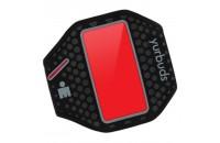 Аксессуары для мобильных телефонов Yurbuds iPhone 5/5S Ergosport Reflective Armband Black/Red (YBIMARMB01BNR)