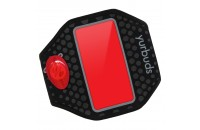 Аксессуары для мобильных телефонов Yurbuds iPhone 5/5S Ergosport LED Armband Black/Red (YBIMARMB02BNR)