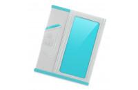 Аксессуары для мобильных телефонов Yurbuds Universal Ergosport Armsleeve Gray/Aqua (YBWNUARM00GNA)