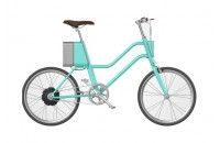Xiaomi YunBike C1 Women`s Mint Green