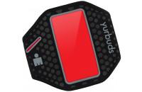 Аксессуары для мобильных телефонов Yurbuds Universal Ergosport LED Armband Black/Red (YBIMUARM02BNR)