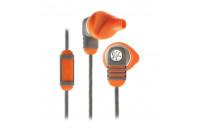 Наушники Yurbuds Venture Talk Orange/Gray