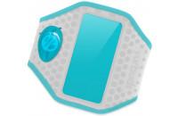 Аксессуары для мобильных телефонов Yurbuds Universal Ergosport LED Armband Grey/Aqua (YBWNUARM02GNA)