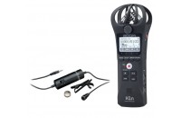 Диктофоны Zoom H1n + Audio-Technica ATR3350
