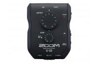 Звуковые карты Zoom U-22