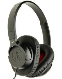 Наушники Audio-Technica ATH-AX1ISBK Black