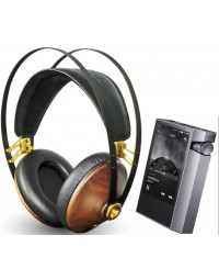 Аудиоплееры Astell&Kern AK70 MKII + Meze 99 Classics Walnut Silver