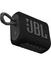 Акустика JBL GO 3 Black