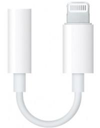 Кабели и зарядные уст-ва Apple Lightning to 3.5mm Headphones (MMX62)