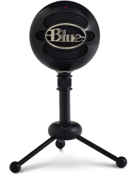 Микрофоны Blue Microphones Snowball Gloss Black